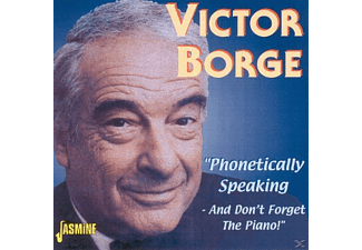 Victor Borge - Phonetically Speaking-And Do - (CD)