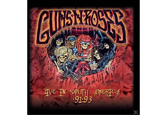 Guns N' Roses - Live In South America '91-'93 - (CD)