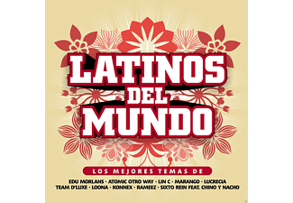 VARIOUS - Latinos del Mundo - (CD)