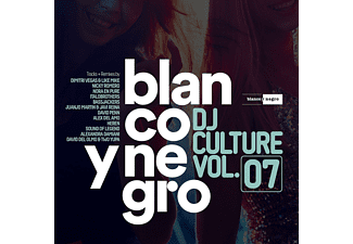 VARIOUS - Blanco Y Negro DJ Culture Vol.07 - (CD)