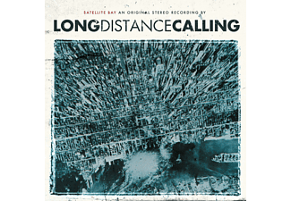 Long Distance Calling - Satellite Bay (Re-issue+Bonus) - (LP + Bonus-CD)