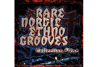 VARIOUS - RARE NORDIC ETHNO GROOVES - (CD)