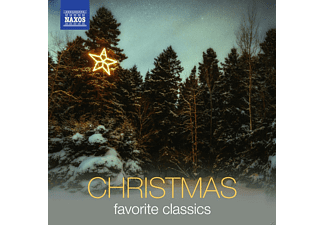 VARIOUS - Christmas Favorite Classics - (CD)