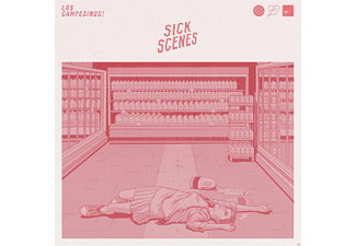 Los Campesinos! - Sick Scenes - (CD)