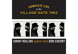 Sonny Rollins - Complete Live at the Village Gate 1962 (CD)