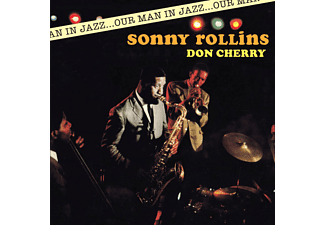 Sonny Rollins - Our Man in Jazz (CD)