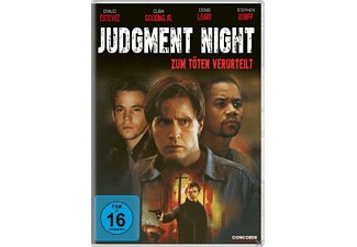 Judgment Night - Zum Töten verurteilt - (DVD)