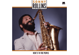 Sonny Rollins - Here's to the People (HQ) (Vinyl LP (nagylemez))