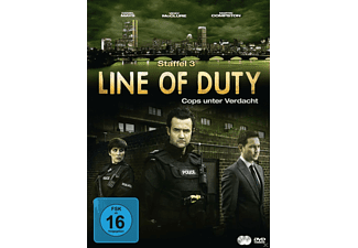 Line Of Duty - Staffel 3 - (DVD)