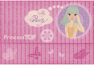 Top Princess 1 My Party Ροζ - (G-5019-1)