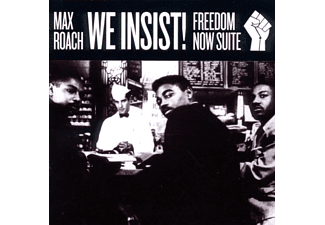 Max Roach - We Insist! Freedom Now Suite (CD)