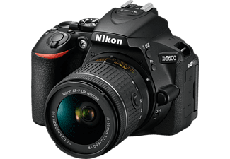 Nikon D5600 kit zwart AF-P 18-55 VR