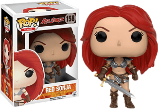 Pop! Heroes: Red Sonja - Red Sonja #158 Vinyl Figure