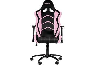 AKRACING Player, Gamingstuhl, Schwarz/Pink