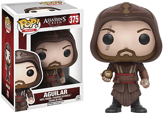Pop! Movies: Assassin's Creed - Aguilar #375 Vinyl Figure