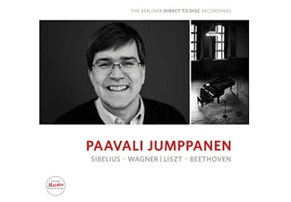 Paavali Jumppanen - Piano Recital - (Vinyl)