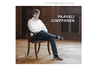 Paavali Jumppanen - Moments In Time - (Vinyl)