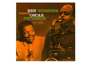 Ben Webster - Meets Oscar Peterson (45rpm,-edition) - (Vinyl)