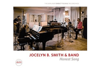 Jocelyn B. Smith & Band - Honest Song - (Vinyl)