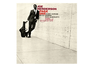 Joe Henderson - Page One (45rpm-edition) - (Vinyl)