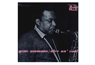 Gene Ammons - Nice An' Cool (45rpm-edition) - (Vinyl)