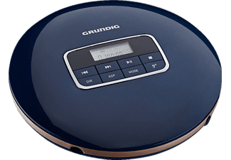 GRUNDIG CDP 6600, Tragbarer CD-Player, Triton