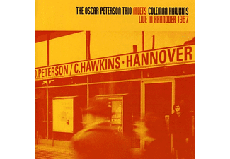 Oscar Peterson - Meets Coleman Hawkins, Live in Hannover 1967 (CD)