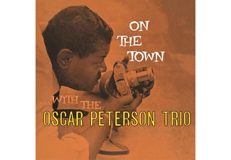 Oscar Peterson Trio - On the Town (CD)