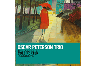 Oscar Peterson Trio - The Complete Cole Porter Songbooks (CD)