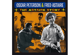 Oscar Peterson & Fred Astaire - The Astaire Story (CD)
