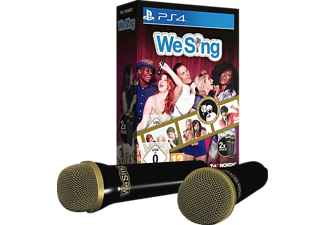 We Sing (inkl. 2 Mikrofonen) - PlayStation 4