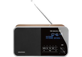 grundig dtr cb 3000 dab dab radios mediamarkt. Black Bedroom Furniture Sets. Home Design Ideas
