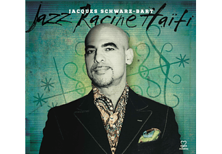 Jacques Schwarz Bart - Jazz Racine Haiti - (CD)