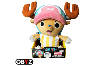 ONE PIECE - Sprechende Plüschfigur - New World Chopper