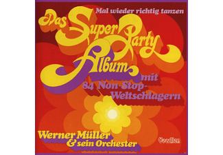 Werner Müller & His Orchester - Das Super Party Album - (CD)