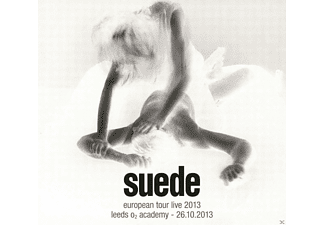 Suede - European Tour Live 2013 [CD]