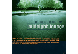 VARIOUS - Midnight Lounge - (CD)