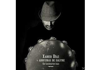 Xabier & Adufeiras De Salitre Diaz - The Tambourine Man - (CD)
