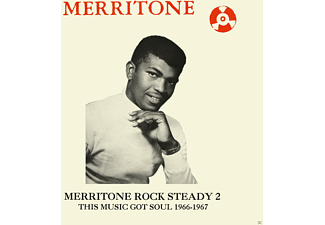 VARIOUS - Merritone Rock Steady 2: This Music Got Soul - (CD)