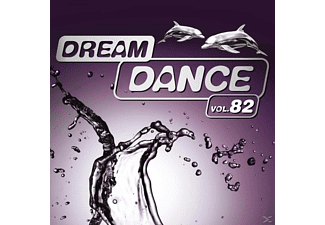 VARIOUS - Dream Dance,Vol.82 - (CD)