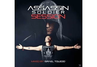 Mixed By Israel Toledo - Assassin Soldier Session - (CD)