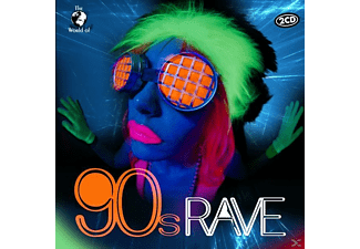 VARIOUS - 90s Rave Anthems - (CD)