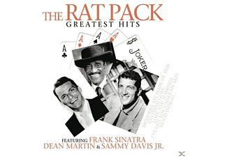 SINATRA,F.-MARTIN,D.-DAVIS JR.,S. - The Rat Pack-Greatest Hits - (Vinyl)
