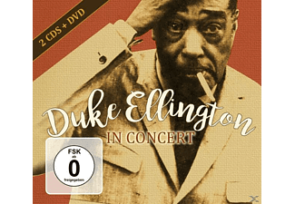 Duke Ellington - Duke In Concert.2CD+DVD - (CD + DVD Video)