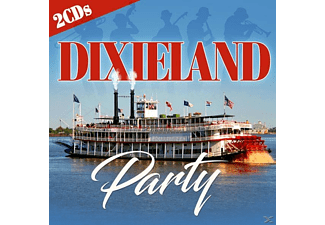 VARIOUS - Dixieland Party - (CD)