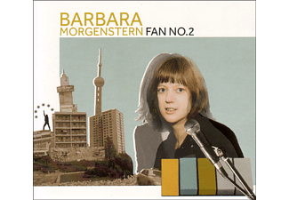 Barbara Morgenstern - Fan No.2 - (CD)