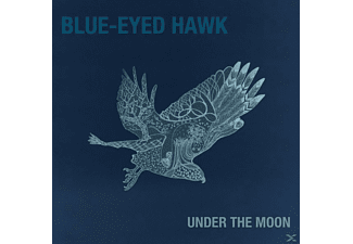 Blue-eyed Hawk - Under the Moon - (CD)