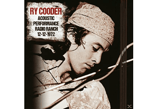 Ry Cooder - Acoustic Performance Radio Branch 12th December 19 - (CD)