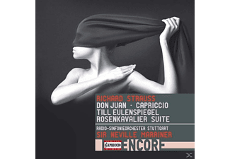 Radio So Stuttgart - Don Juan/Till Eulenspiegel/Capriccio/Rosenkavalier - (CD)