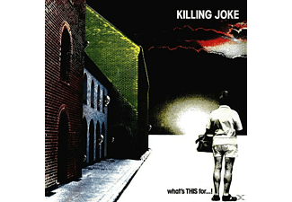 Killing Joke - What's This For...! (Ltd.Picture Vinyl) - (Vinyl)